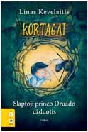 Knygos Slaptoji Princo Druado uzduotis virselis